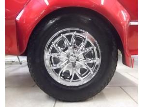 """Enjoliveurs de roue 8"""""""
