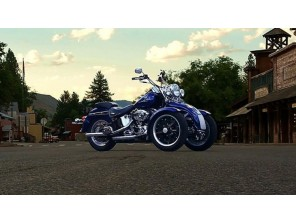 Trike Reverse TilTing Harley Davidson